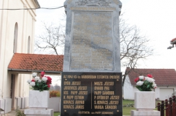 Spomenik žrtvama Prvog i Drugog svjetskog rata
