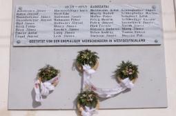 Spomen-ploča žrtvama Drugog svjetskog rata